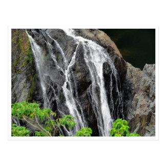barron falls postcard