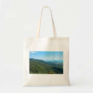 Barron Gorge Canopy and Coral Sea Tote Bag
