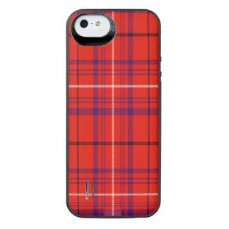 Barron Scottish Tartan iPhone SE/5/5s Battery Case