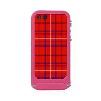 Barron Scottish Tartan Waterproof Case For iPhone SE/5/5s