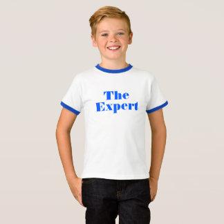 """Barron Trump """"The Expert"""" shirt"""