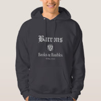 Barrons Books and Baubles Hoodie