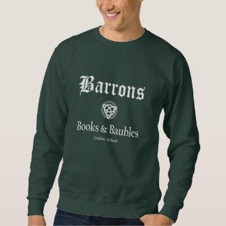 Barrons Books and Baubles Sweatshirt