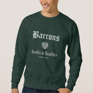 Barrons Books and Baubles Sweatshirt