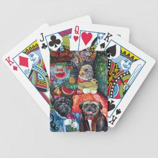 barros amasados cartas de juego