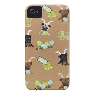 Barros amasados de Pascua Case-Mate iPhone 4 Protector