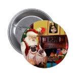 Barros amasados de Santa en casa - (dos) Pins