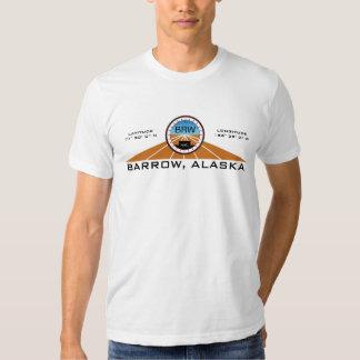Barrow, Alaska (BRW) Airport Shirt