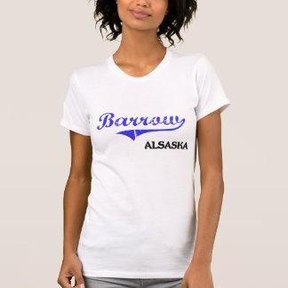 Barrow Alaska City Classic Tee Shirts