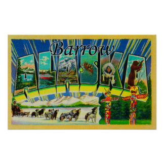 Barrow, AlaskaLarge Letter ScenesBarrow, AK Poster