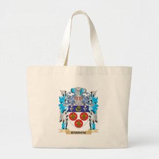 Barrow Coat of Arms Canvas Bag