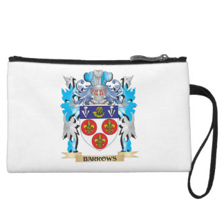 Barrows Coat of Arms Wristlets