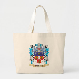 Barrows Coat of Arms Tote Bags