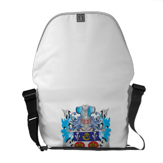 Barrows Coat of Arms Messenger Bags