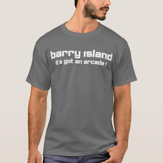 Barry Arcade T-Shirt