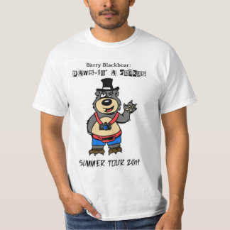 Barry Blackbear Official T-Shirt (Value)