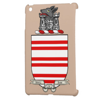 Barry Coat of Arms Case For The iPad Mini