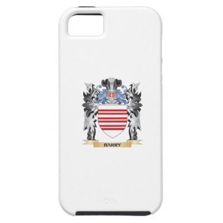 Barry Coat of Arms - Family Crest iPhone 5 Covers