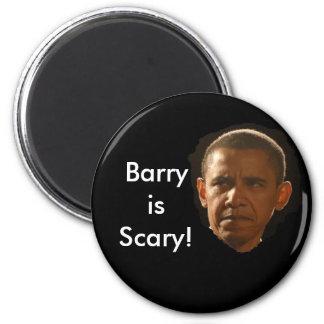 ¡Barry es asustadizo! imán