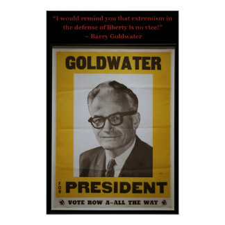 Barry Goldwater Impresiones