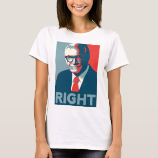 Barry Goldwater Right T-Shirt