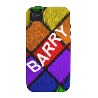 BARRY ( male names ) iPhone 4/4S Cases