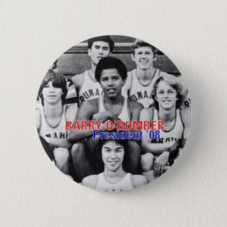 Barry O'Bomber Button