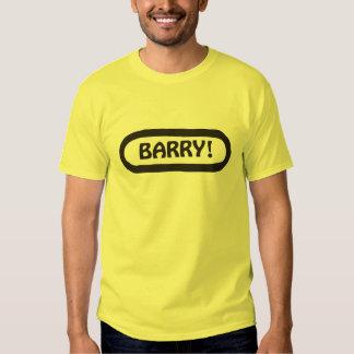 ¡Barry! Poleras