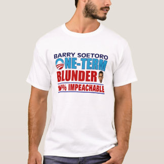 Barry Soetoro Playera