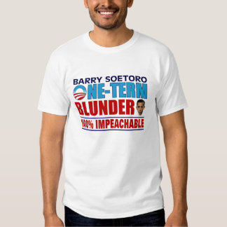 Barry Soetoro Shirt