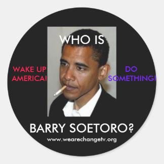 BARRY SOETORO STICKERS