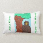 Barry The Bear Pillow