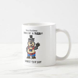 Barry the Blackbear Official Mug