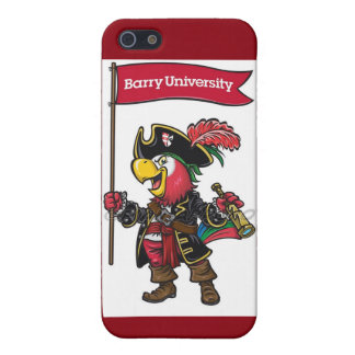 Barry University 5s iPhone cover