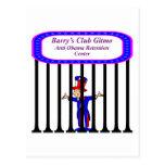 Barry's Club Gitmo Post Cards