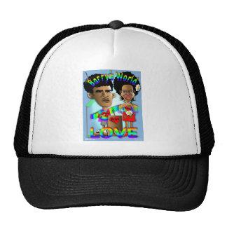Barry's World Trucker Hat