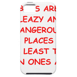 BARS iPhone 5 CASES
