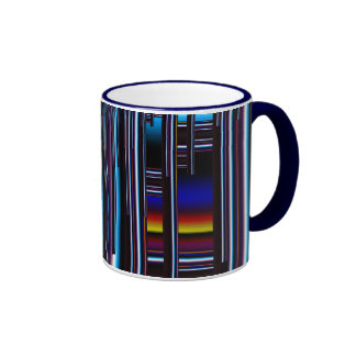 Bars & Lines Mug