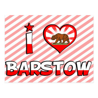 Barstow, CA Postcard