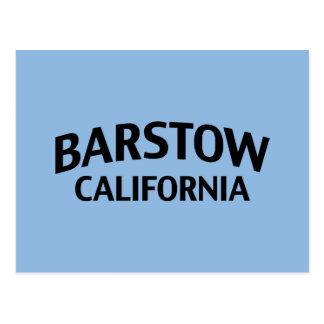 Barstow California Tarjeta Postal