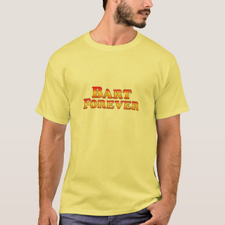Bart Forever - Clothes Only T-Shirt