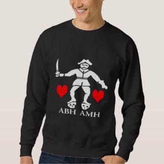 Bart Roberts #1 -Hearts Sweatshirt