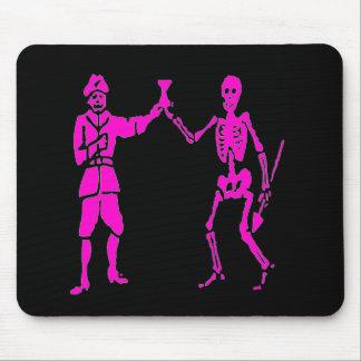 Bart Roberts #2-Pink Mouse Pad
