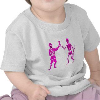 Bart Roberts #2-Pink Tshirt