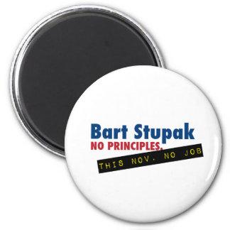 Bart Stupak - No Principles, No Job. Magnet