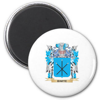 Barte Coat of Arms Magnet