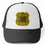 Bartender Caffeine Addiction League Trucker Hat