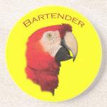 Bartender Drink Coaster