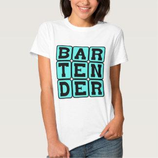 Bartender, Drink Dispenser T-Shirt