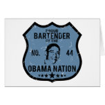 Bartender Obama Nation